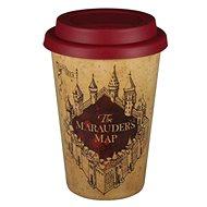 Harry Potter - Marauders Map - cestovní hrnek - Cestovní hrnek