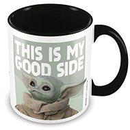 Star Wars Mandalorian - Young Yoda Good Side - hrnek - Hrnek