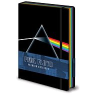 Pink Floyd - Dark Side Of The Moon - zápisník