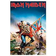 Iron Maiden - Trooper - plakát 65 x 91,5 cm - Plakát