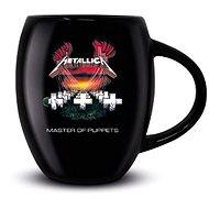 Metallica - Master of Puppets - hrnek oválný - Hrnek