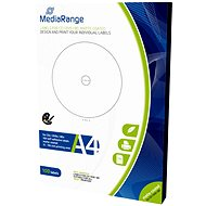 Mediarange CD/DVD/Blu-ray etikety 15 mm - 118 mm