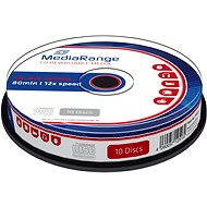 MediaRange CD-RW 10ks cakebox - Média