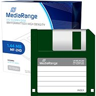 "Mediarange Disketa 1.44 MB 3.5"" 10 ks - Disketa"