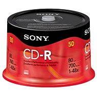 Sony CD-R 50ks cakebox - Média