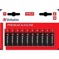 VERBATIM baterie AA 10ks - Baterie