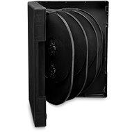 Krabička na 10ks - černá, 33mm,5ks/bal - Obal na CD/DVD