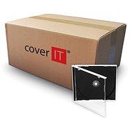 Cover IT 1 CD 10mm jewel box + tray - karton 200ks - Obal na CD/DVD