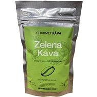 GourmetKáva Káva zelená 100g mletá (Brazil Santos)