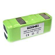 Goowei Baterie Cleanmate QQ-1/QQ-2 - Nabíjecí baterie