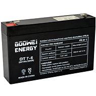 GOOWEI ENERGY OT7-6, 6V, 7Ah - Nabíjecí baterie