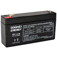 GOOWEI ENERGY OT1.3-6, 6V, 1.3Ah - Nabíjecí baterie
