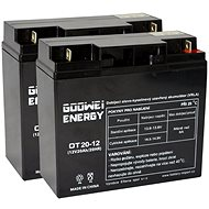 GOOWEI RBC7 - Battery replacement kit - Nabíjecí baterie