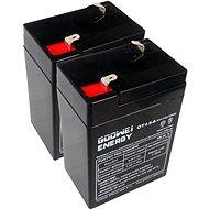 GOOWEI RBC1 - Nabíjecí baterie
