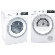 GORENJE WA824 + GORENJE DA82IL - Washer and dryer set