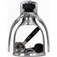 Kávovar ROK EspressoGC stříbrný - Pákový kávovar