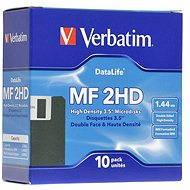"Verbatim DataLife 3.5""/1.44MB, balení 10ks - Disketa"