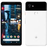 Google Pixel 2 XL 128GB černý/bílý - Mobilní telefon