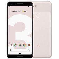 Google Pixel 3 64GB růžová - Mobilní telefon