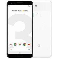 Google Pixel 3 64GB bílá - Mobilní telefon