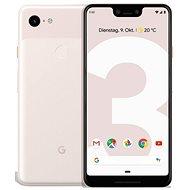 Google Pixel 3XL 64GB růžová - Mobilní telefon