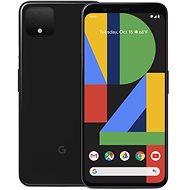 Google Pixel 4 64GB černá - Mobilní telefon