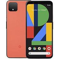 Google Pixel 4 64GB oranžová - Mobilní telefon