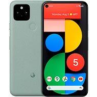 Google Pixel 5 zelená - Mobilní telefon