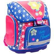 PREMIUM Kytky - Školní batoh