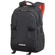 "American Tourister URBAN GROOVE UG2 LAPT. BACKPACK 14.1"" BLACK - Batoh na notebook"