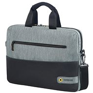 "American Tourister CITY DRIFT LAPTOP BAG 13.3""-14.1"" BLACK/GREY - Brašna na notebook"