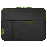 "Samsonite Airglow Sleeves Laptop Sleeve 10.2"" černo-zelené - Pouzdro na notebook"