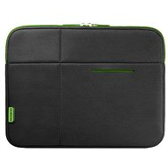 "Samsonite Airglow Sleeves Laptop Sleeve 13.3"" černo-zelené - Pouzdro na notebook"