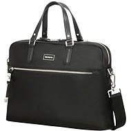 "Samsonite Karissa Biz BAILHANDLE 15.6"" Black - Brašna na notebook"