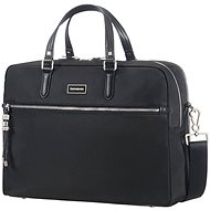 "Samsonite Karissa Biz BAILHANDLE 15.6"" 2 COMP Black - Brašna na notebook"