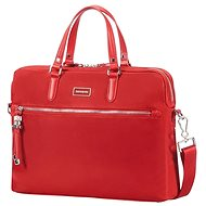 "Samsonite Karissa Biz BAILHANDLE 15.6"" Formula Red - Brašna na notebook"