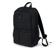 "Dicota Eco Backpack SCALE 13"" - 15.6"" černý - Batoh na notebook"