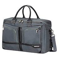 "Samsonite GT Supreme Weekend Duffle 50/20 14.1"" Grey Black - Cestovní taška"