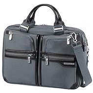 "Samsonite GT Supreme Bailhandle 15.6"" EXP Grey Black - Taška na notebook"