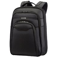 "Samsonite Desklite Laptop Backpack 14.1""' Black - Batoh na notebook"