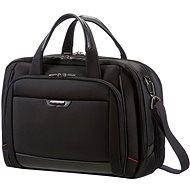 Samsonite PRO-DLX 4 Laptop Bailhandle Expandable L černá - Brašna na notebook