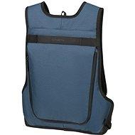 """Samsonite Hull Backpack Sleeve 15.6"""" Blue - Batoh na notebook"""