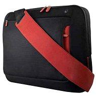 """Belkin Messenger 17"""" černo-červená - Brašna na notebook"""