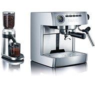 Graef ES 85 + CM 800 - Pákový kávovar