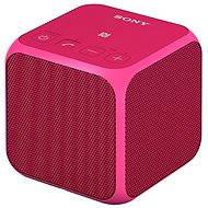 Sony SRS-X11, růžová - Bluetooth reproduktor