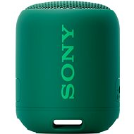 Sony SRS-XB12, zelená - Bluetooth reproduktor