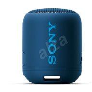 Sony SRS-XB12 modrá - Bluetooth reproduktor