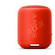 Sony SRS-XB12 červená - Bluetooth reproduktor