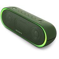Sony SRS-XB20, zelená - Bluetooth reproduktor