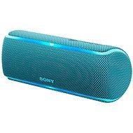Sony SRS-XB21, modrá - Bluetooth reproduktor